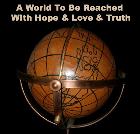 Reach The World With Love