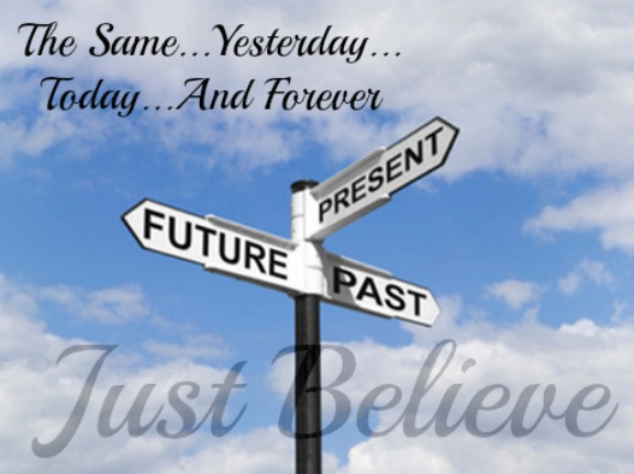 jesus the same yesterday today and forever, quote