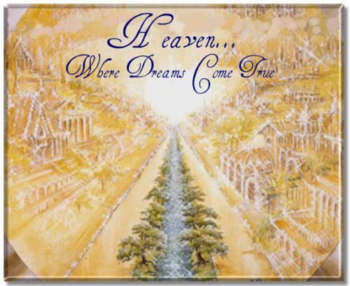 Heaven, New Jerusalem, Heavenly City