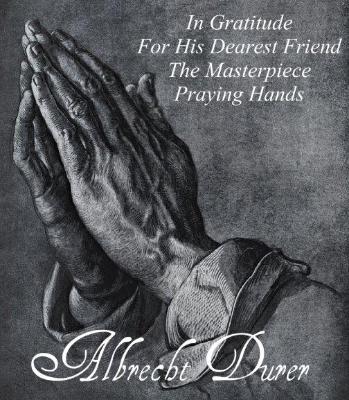 Praying Hands, Albrecht Durer, masterpiece