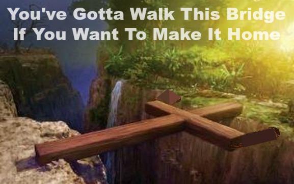 the link between God & man