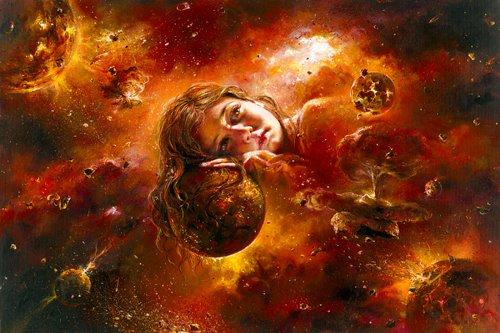akiane, faithfulness, christian painting, child prodigy