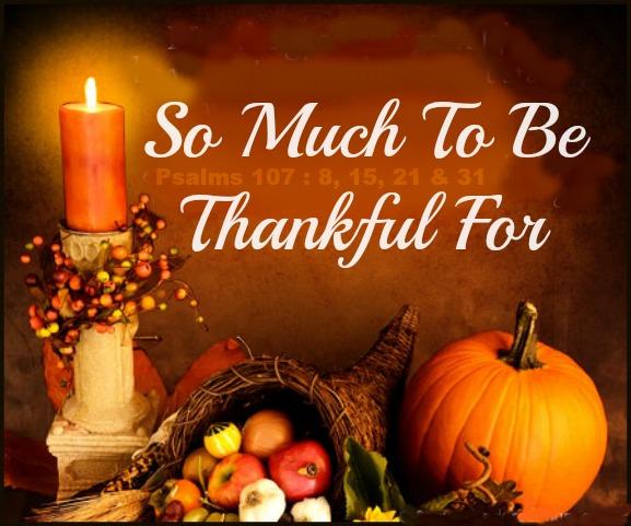 Thankfulness, Gratitude