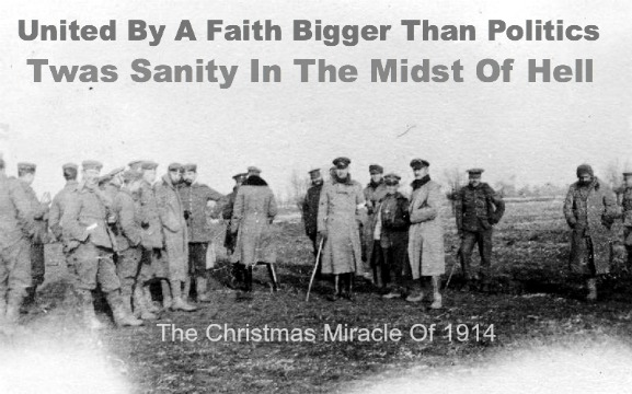 Miracle Christmas Truce, WW1