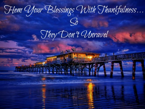 thankfulness quote, gratitude quote, blessings