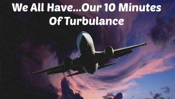 10 Minutes Of Turbulence, Christian Story