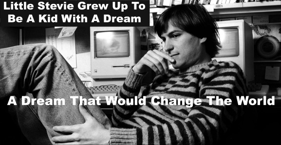 Steve Jobs, World Changer, Quote, abortion