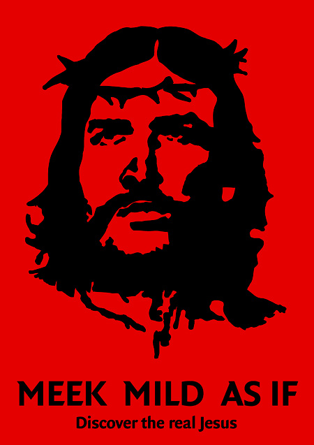 Jesus The Fighter, Strong Jesus