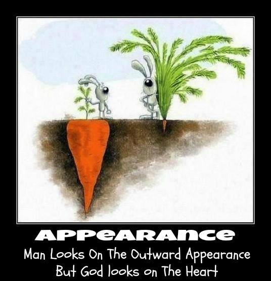 funny christian picture, appearance, perception