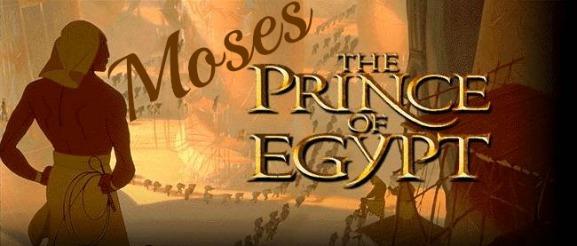 moses prince egypt
