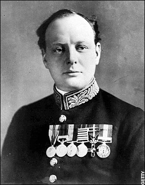 winston churchill, Lord Of The Admiralty