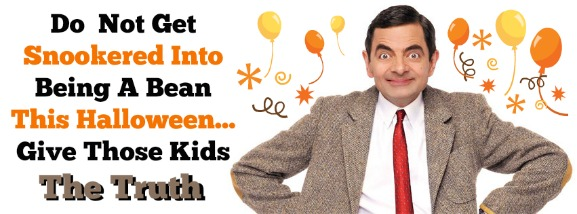 Mr Bean Halloween