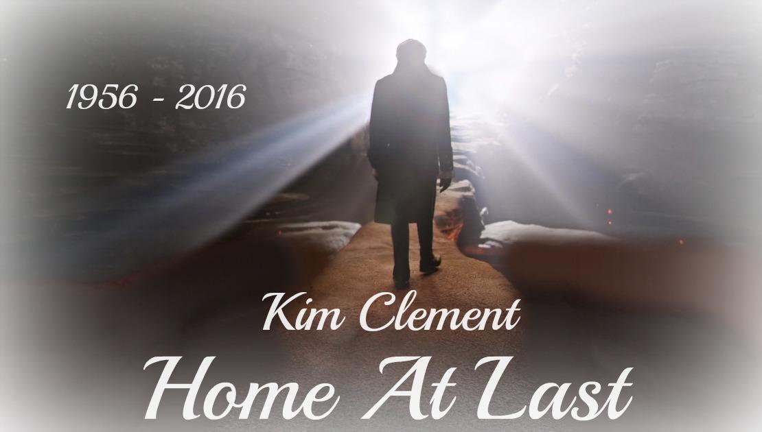 Kim Clement, death