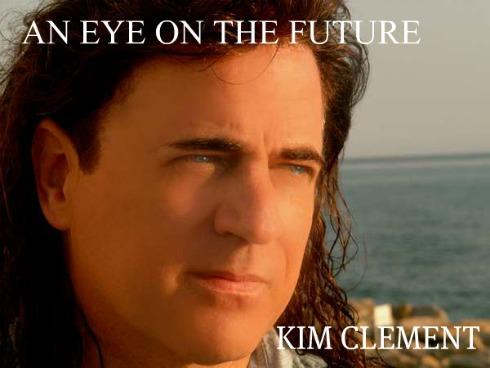 KIM CLEMENT, PROPHET, VISIONARY,