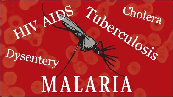 malaria in africa, deceases in africa