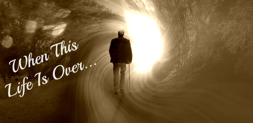 christian life after death essay Arguements for afterlife for the non-religious post your blog a corollary topic that immediately follows is the question of life after death most of my patients, especially those with a christian religious background believe in after life.
