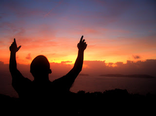 turn to god, praise in times of trouble