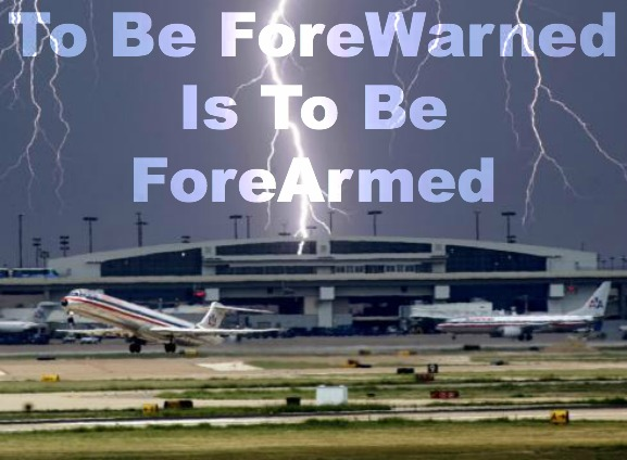 ForeWarned Is ForeArmed