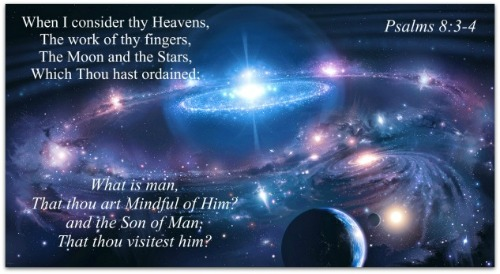 Psalms 8, Moon and Stars, heaven quote, bible verse, quote