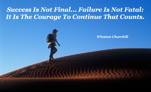 courage, winston churchill, quote, overcoming, victory