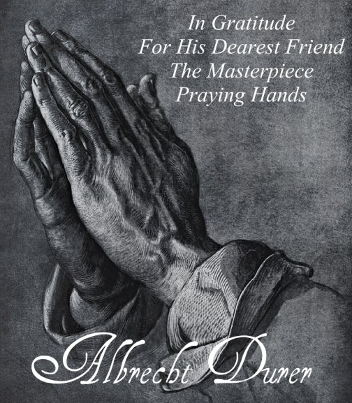 Praying Hands, Albrecht Durer, masterpiece