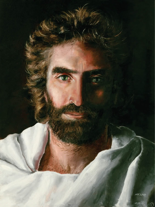 Akiane Kramarik, Prince of Peace, Inspired Art
