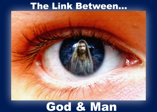 the link between god and man