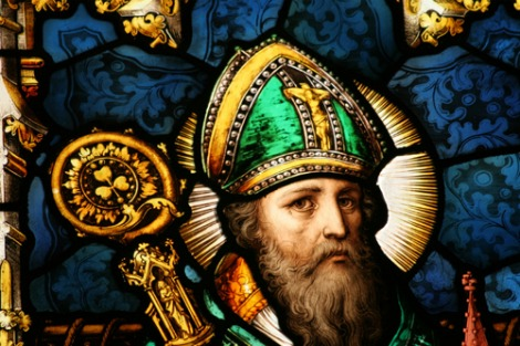 saint patrick, converting Ireland, patriarch