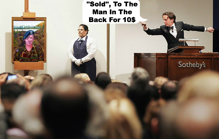 auction, sold, christian story, the son