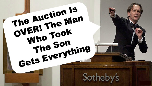 he who takes the son gets everything, christian story