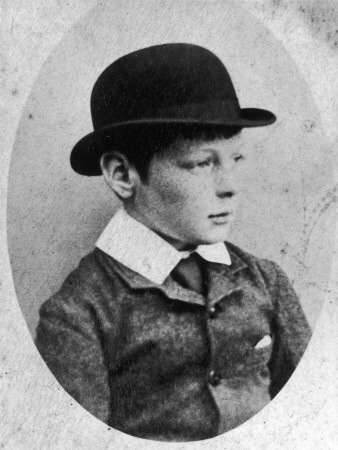 winston churchill, as a boy, childhood picture