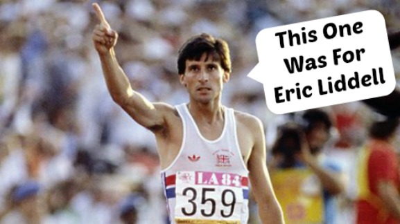 Allen Wells, Moscow Olympics, Eric Liddell