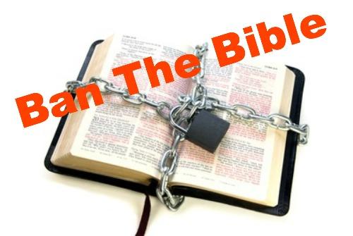 ban the bible