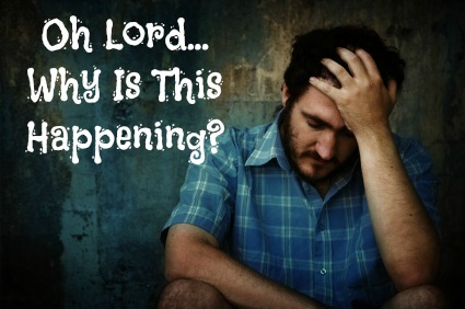 Why Lord, Overwhelmed