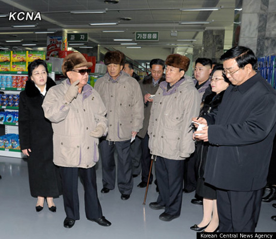 Kim Jong Il, Last Picture, North Korea