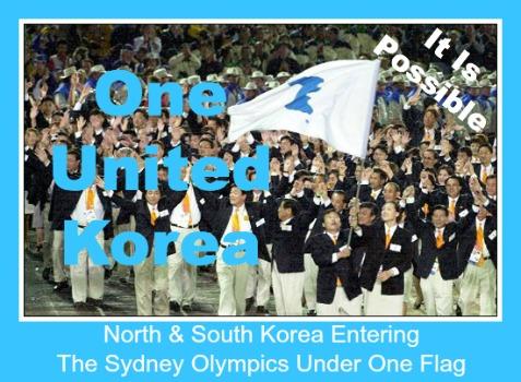 United Korea, Sydney Olympics, 1 Korea