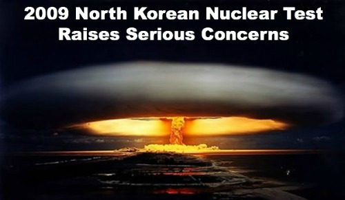 North Korean Nuclear Test, kim jong UN