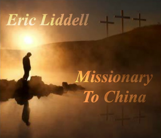 Eric Liddell, Missionary