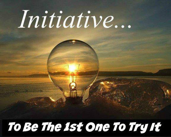 initiative quote