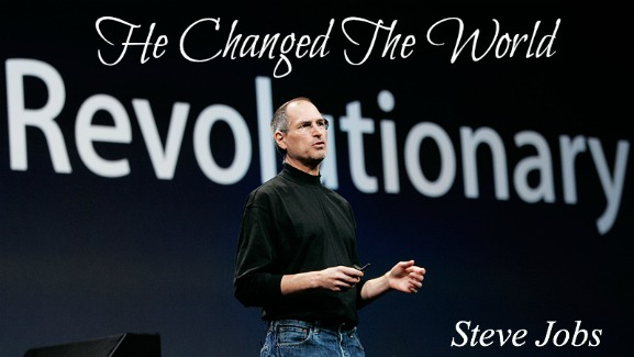 Steve Jobs, An Abotion That Never Happened