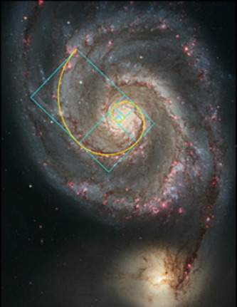 Fibonacci Sequence, Galaxy