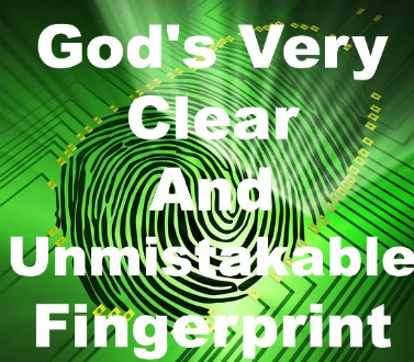 God's Fingerprint