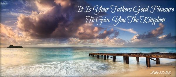 luke 12:32, kingdom quote