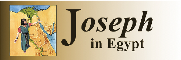 Joseph sold into slavery, egypt, overcoming