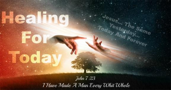 Healing, Jesus Heals, John 7
