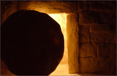 Jesus Resurrection, tomb, easter morning