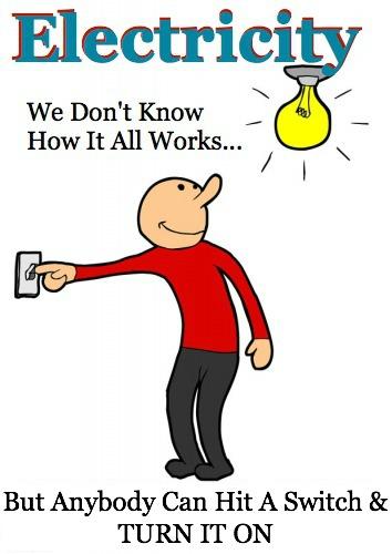 electricity Quote, understanding, simple