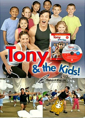 tony horton fitness for kids