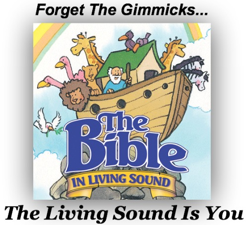 living bible, teaching kids, quote