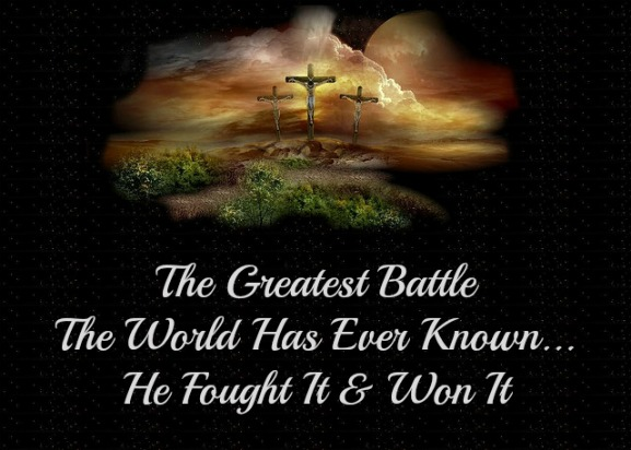 The Greatest Battle Ever Fought, Calvary